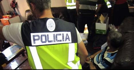 Spain breaks up global people smuggling ring