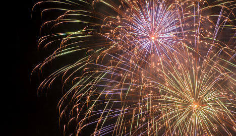 New rules put damper on national day fireworks
