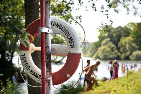 Swedish drownings reach 15-year high