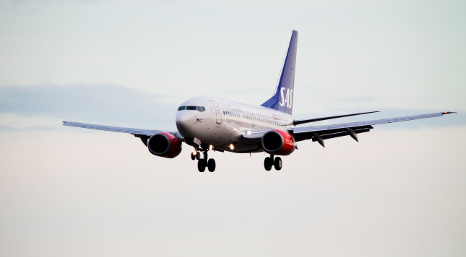 SAS resumes flights to and from Israel