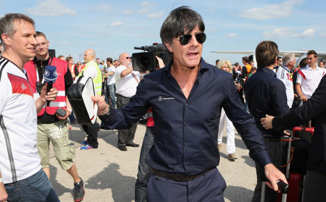 Jogi Löw – from Black Forest to Brazil victory