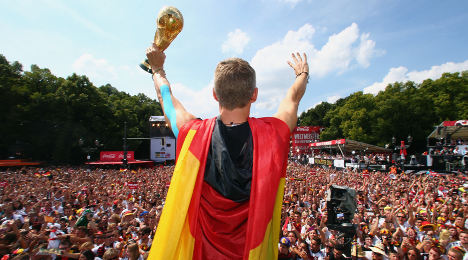 Where now for German World Cup winners?