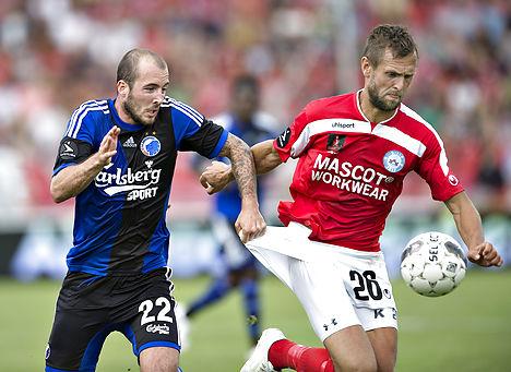 FC Copenhagen's match moved to Kiev