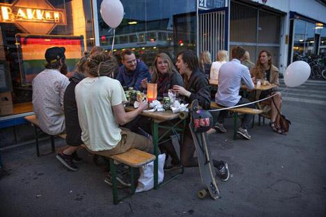 Vesterbro tops Nørrebro in the hipster war