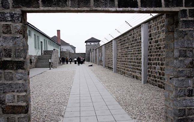 Criticism of part-closure of Mauthausen