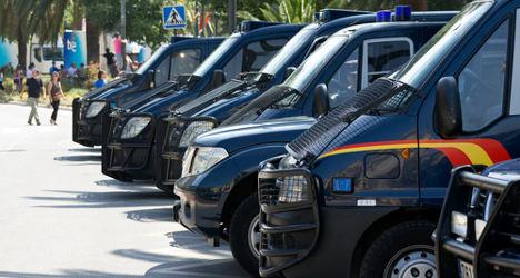Italian mafia crackdown: Spanish police arrest 26