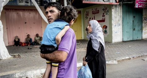 Spain joins calls for immediate Gaza ceasefire
