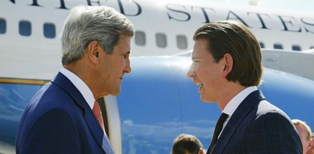 US and Austria agree to discuss spy allegations