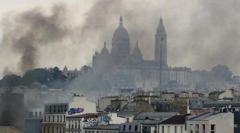 IN IMAGES: Paris anti-Israel demos turn ugly