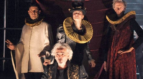 Avignon wowed by 18-hour Shakespeare play