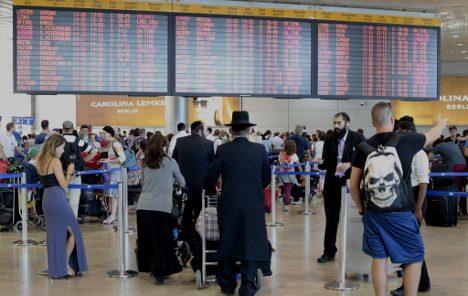 Lufthansa flight ban is 'surrender to terror'