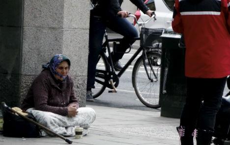 Malmö mayor slams Danish beggar ban