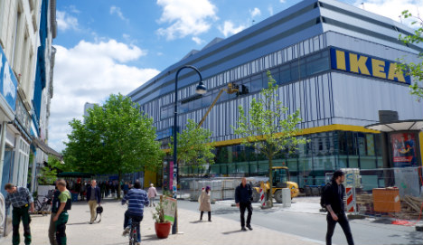 Ikea urban concept heads for Sweden