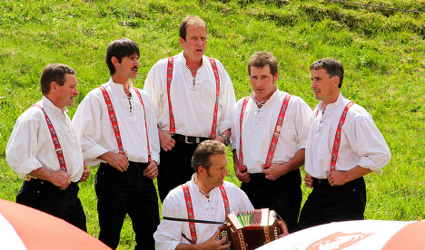 Crowds expected for Davos yodelling festival