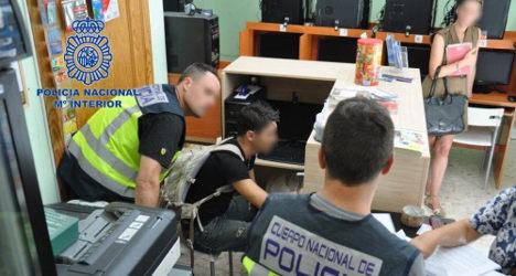 Spanish police arrest 84 'Nigerian' scammers