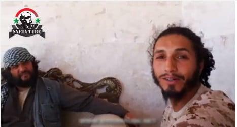 'We will take Spain back': Syrian jihadists