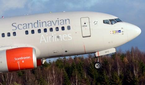 SAS resumes flights from Stockholm to Tel Aviv
