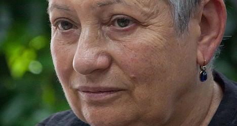Russia's Ulitskaya wins Austrian literature prize