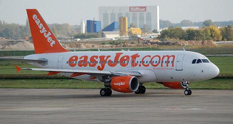 EasyJet fined in France over disabled passenger
