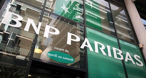 FINMA penalizes Swiss unit of BNP Paribas