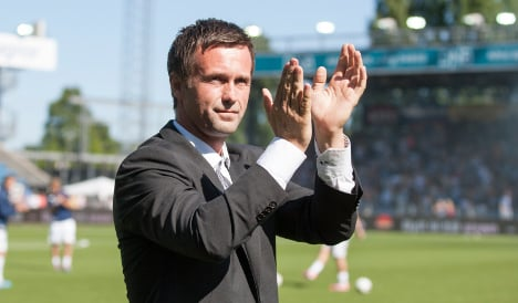 Celtic's Ronny Deila gets last-gasp first win