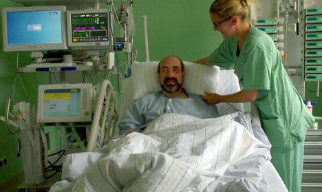 Explorer's fast recovery surprises doctors