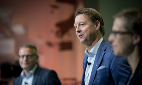 Ericsson shares spike after profit leap