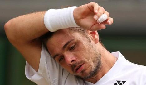 Resting Wawrinka drops in on Swiss Open