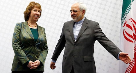 Iran calls for nuclear deadline extension