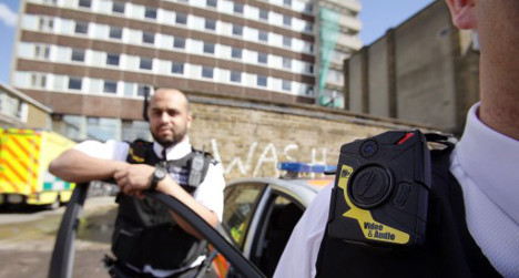 Madrid police to trial 'hidden' shoulder cams