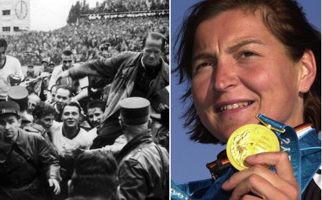 Seven greatest German sporting triumphs
