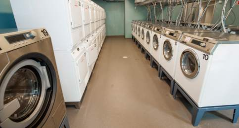 Swedish woman raped in laundry room