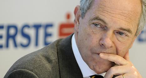 Erste Group expects €1.4 billion losses