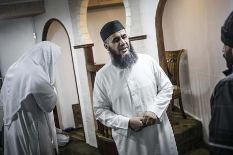 Imam reported to police for inciting violence