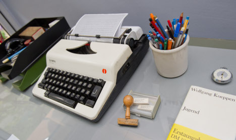 Typewriter manufacturers see boom in sales