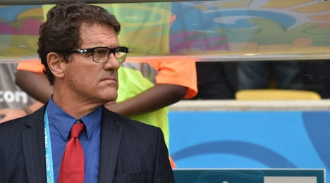 Capello summoned after Russia's World Cup flop