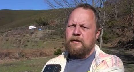 Dead Dutchman 'victim of rural terrorism'