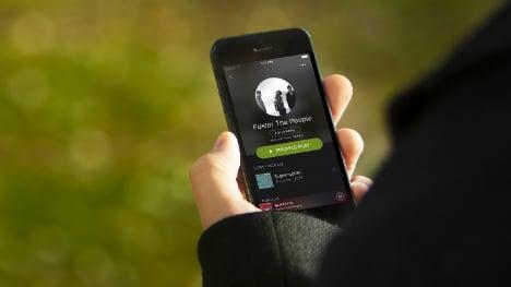 Google in failed bid for Sweden's Spotify