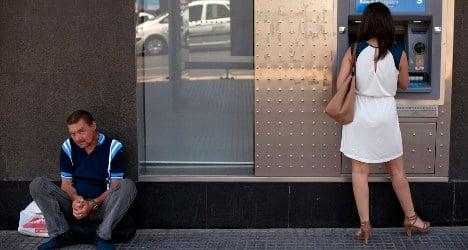Spaniards more positive on jobs growth: Poll