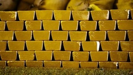 Austria audits off-shore gold reserves