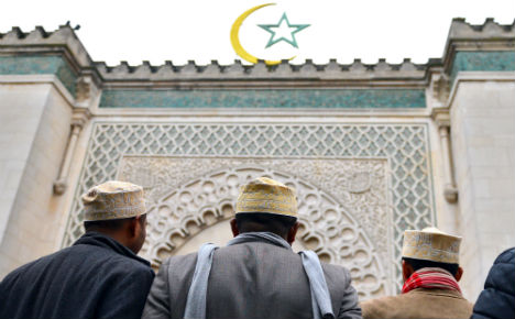 Rector probed over missing mosque funds
