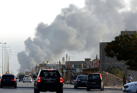Denmark tells citizens to leave Libya