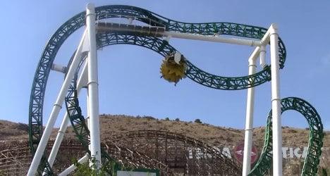 Teen tourist killed on Benidorm rollercoaster