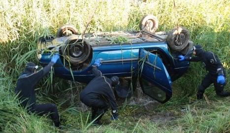 Teenage travellers die in Chiètres car crash