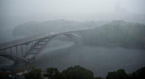 Wild weather set to strike Sweden anew