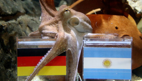 Germany vs. Argentina: Who does history favour?
