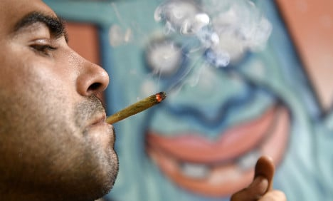 Barcelona: A new haven for cannabis smokers