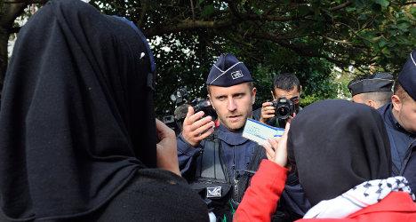 European court upholds France's Muslim veil ban