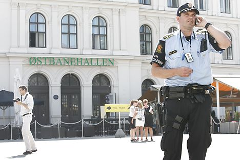Swedish expert praises Danish terror approach