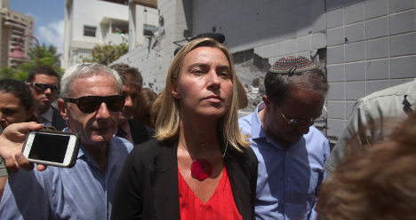 Introducing… Federica Mogherini